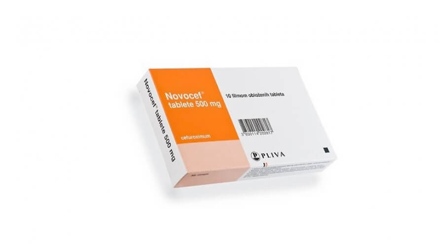 novocef tablete