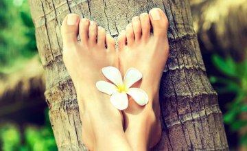 Gljivice na noktima i stopalima