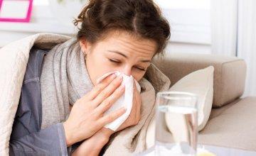 Začepljen nos, alergija