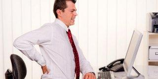 Pravilno sjedenje i držanje u uredu