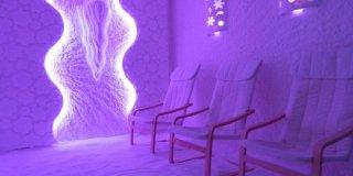 Slana soba kao terapija za dišne puteve?