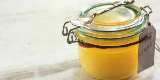 Ghee (pročišćeni maslac) – kako ga napraviti?