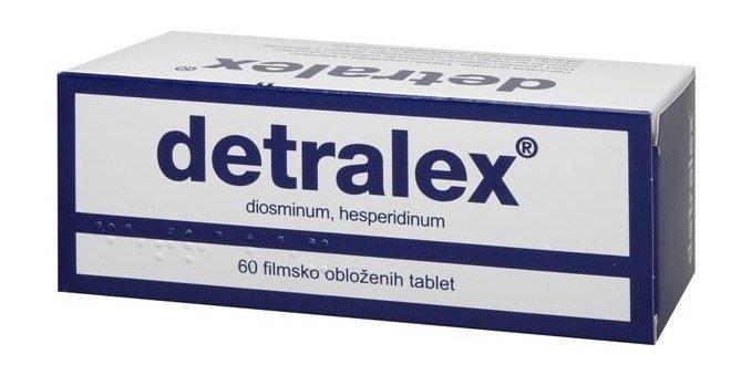 Detralex a prosztatitis kezelésében