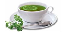 Čaj od peršuna za temeljno čišćenje organizma