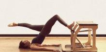 pilates aerobik