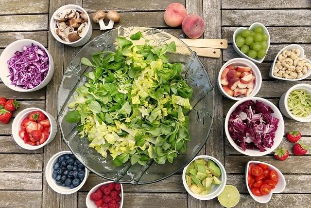 giht vegetarijanska prehrana
