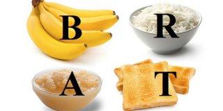 Prehrana kod proljeva i BRAT dijeta