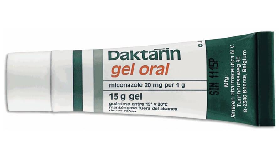 daktarin gel oral