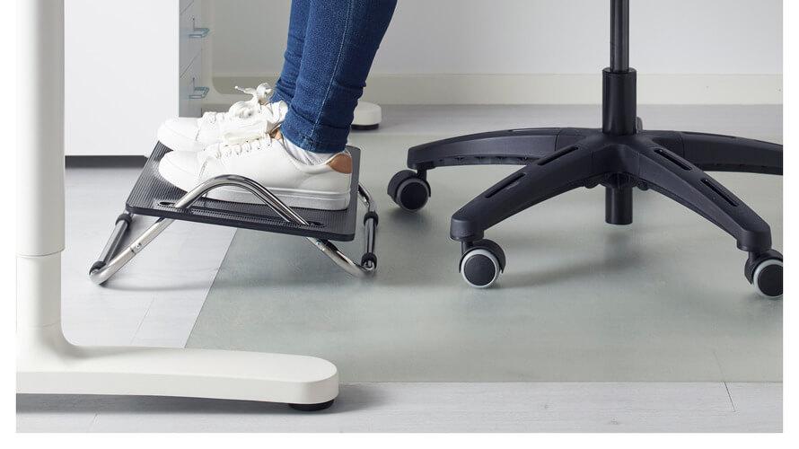 ergonomski oslonac za noge