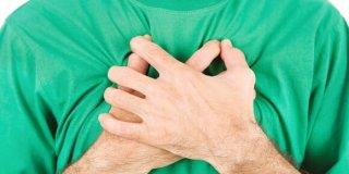 Bol u prsima povezana sa srcem?