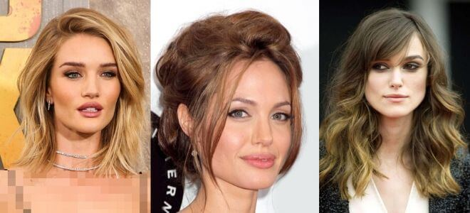 Četvrtasto lice - frizure