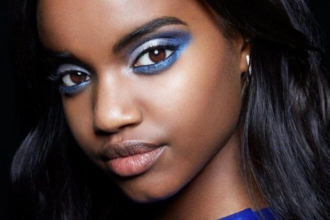 Crne oči - makeup