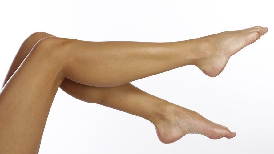 Najlakši put do mršavijih, ali lijepo oblikovanih nogu