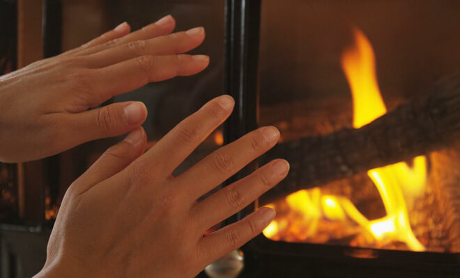 hladne ruke grijanje