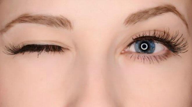Titranje oka