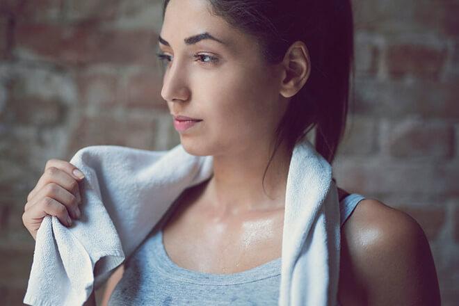 znojenje