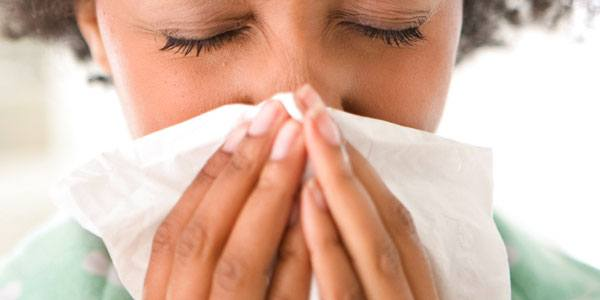 curenje nosa