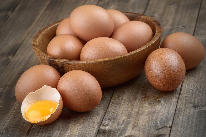 alergija na jaja
