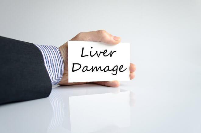 Oštećena jetra