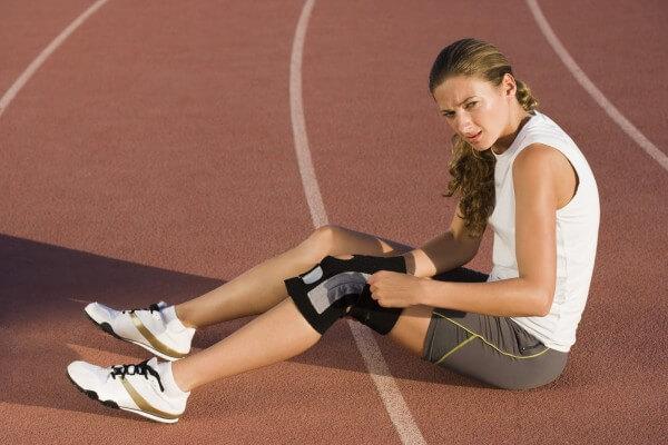 ruptura koljena ozljeda