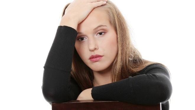 Depresivna-žena
