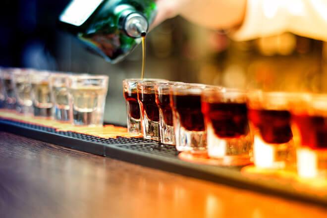 toksični hepatitis alkohol