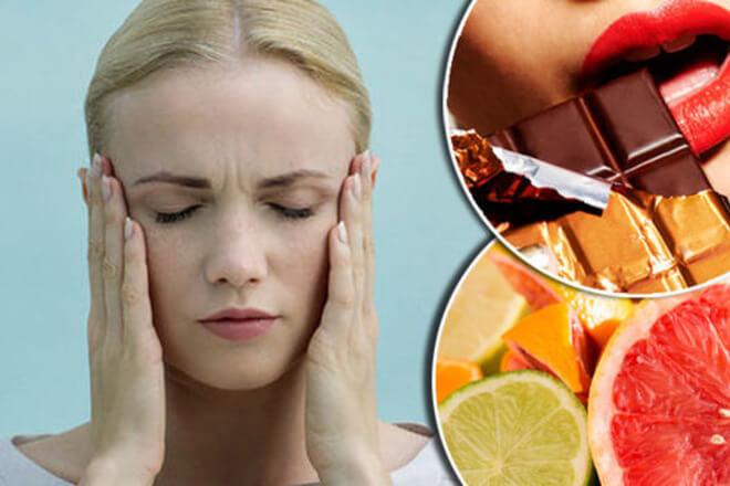 migrena hrana