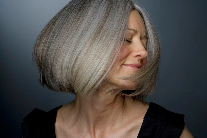 sijeda kosa bojanje kose