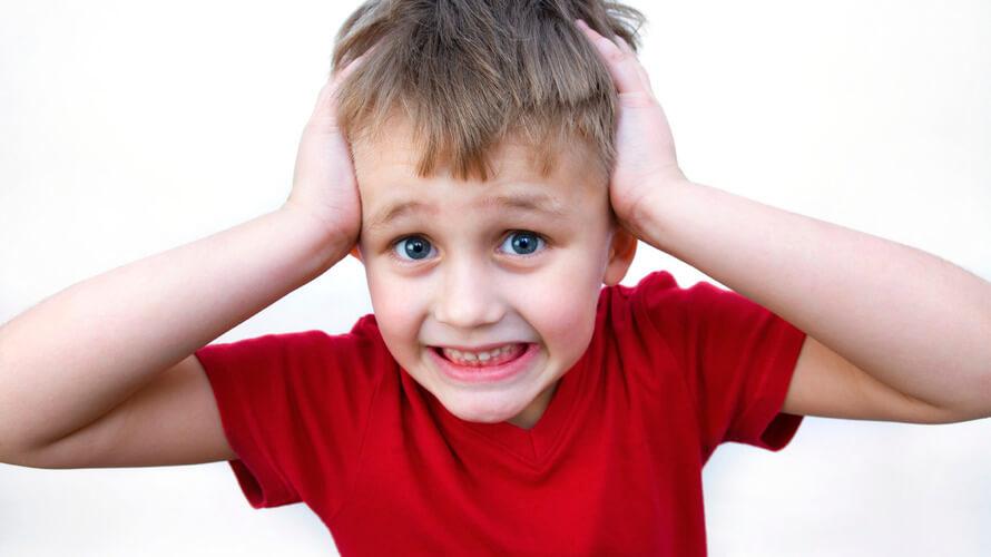 stres kod djece