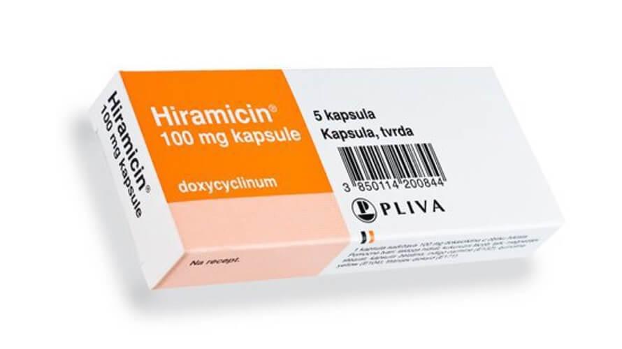 hiramicin kapsule