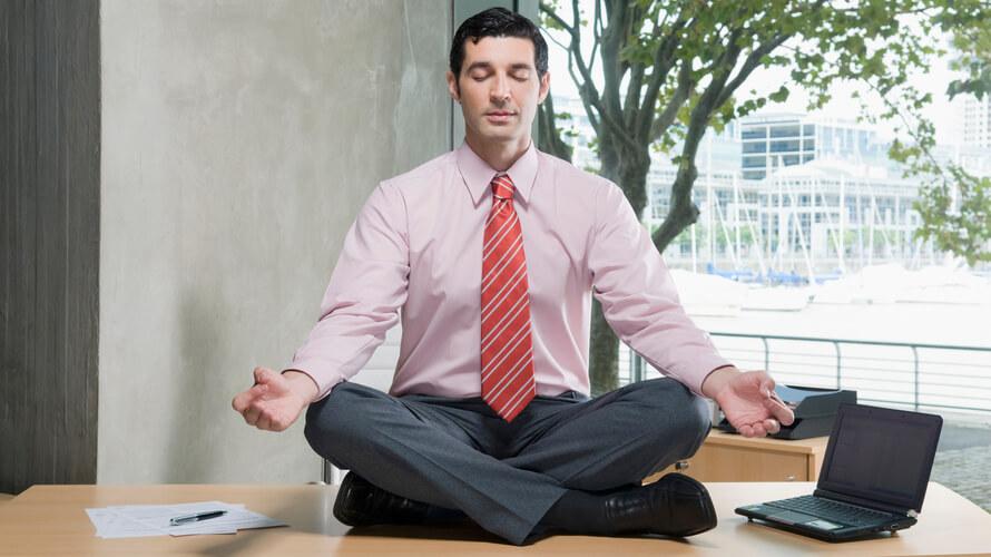 joga u uredu