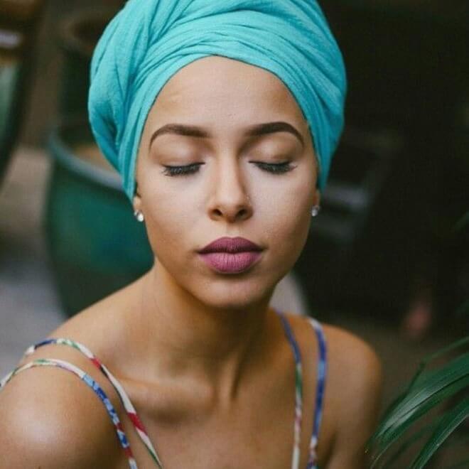 marama na glavi