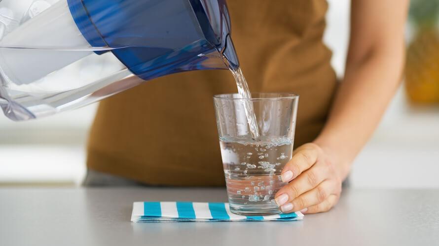 filtrirana voda