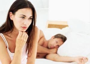 pogreške žena u krevetu