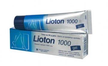 lioton 1000 gel