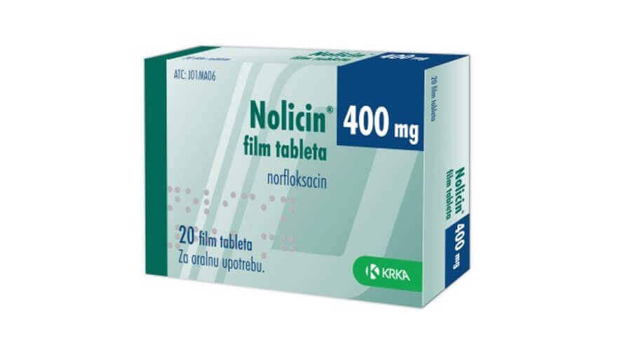 nolicin 400mg tablete