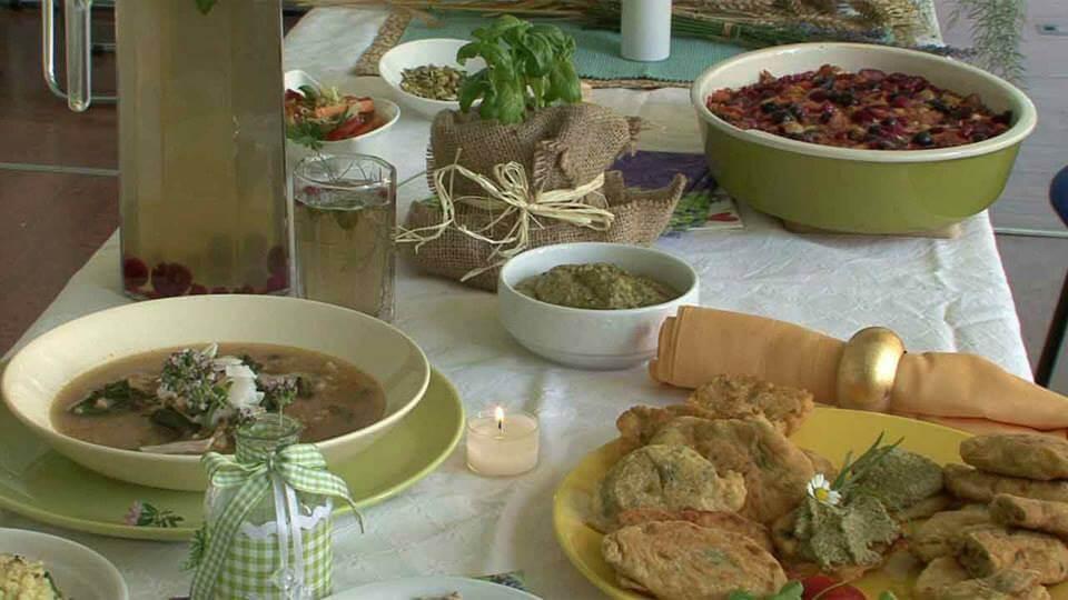 vegetarijanski obrok