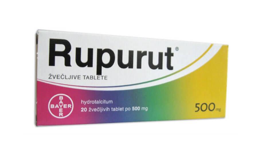rupurut tablete