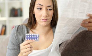 oralna kontracepcija