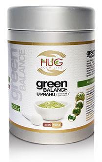 green balance u prahu