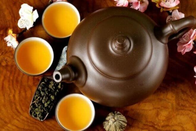 Čaj protiv E. coli