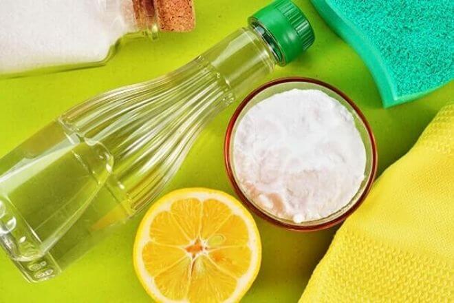 Soda i limun za izbjeljivanje zubi