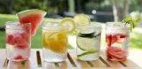 Kako pripremiti vodu s okusom voća ili mente?