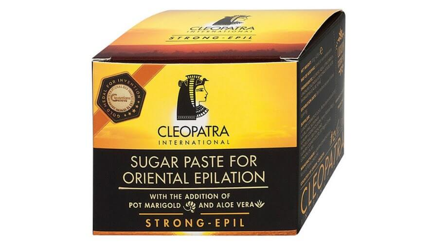 cleopatra secerna pasta