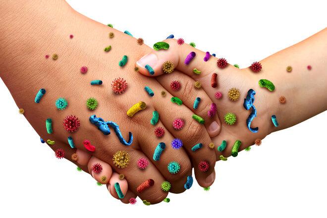 ocd bakterije na rukama