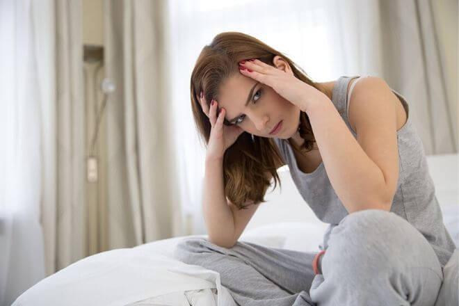 Obilna menstruacija