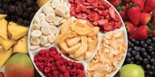 Kako pravilno osušiti voće i povrće u dehidratoru?