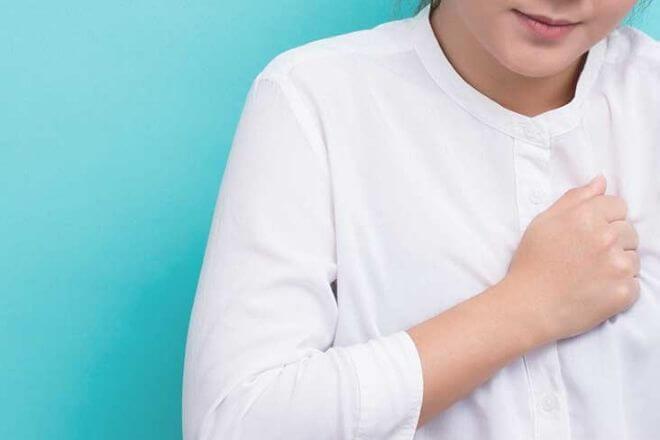 Liječenje boli u prsima