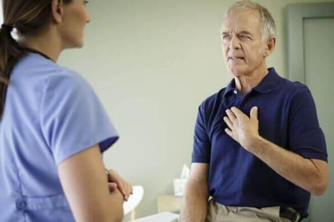 Uzrok boli u prsima