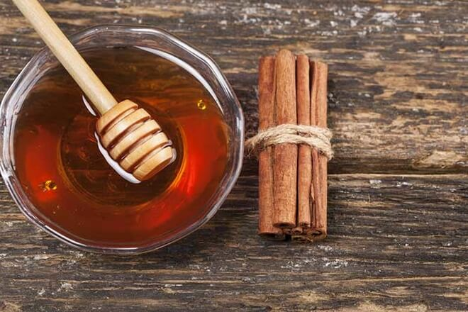 cimet med i maslinovo ulje